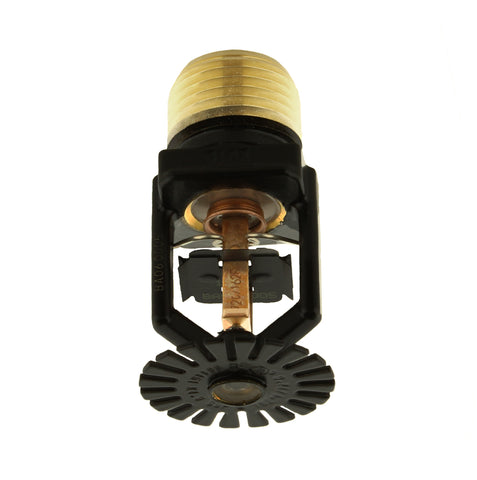 FR-RES Pendent Sprinkler (SS4451) 162°F, 4.9K, Black - Head Only