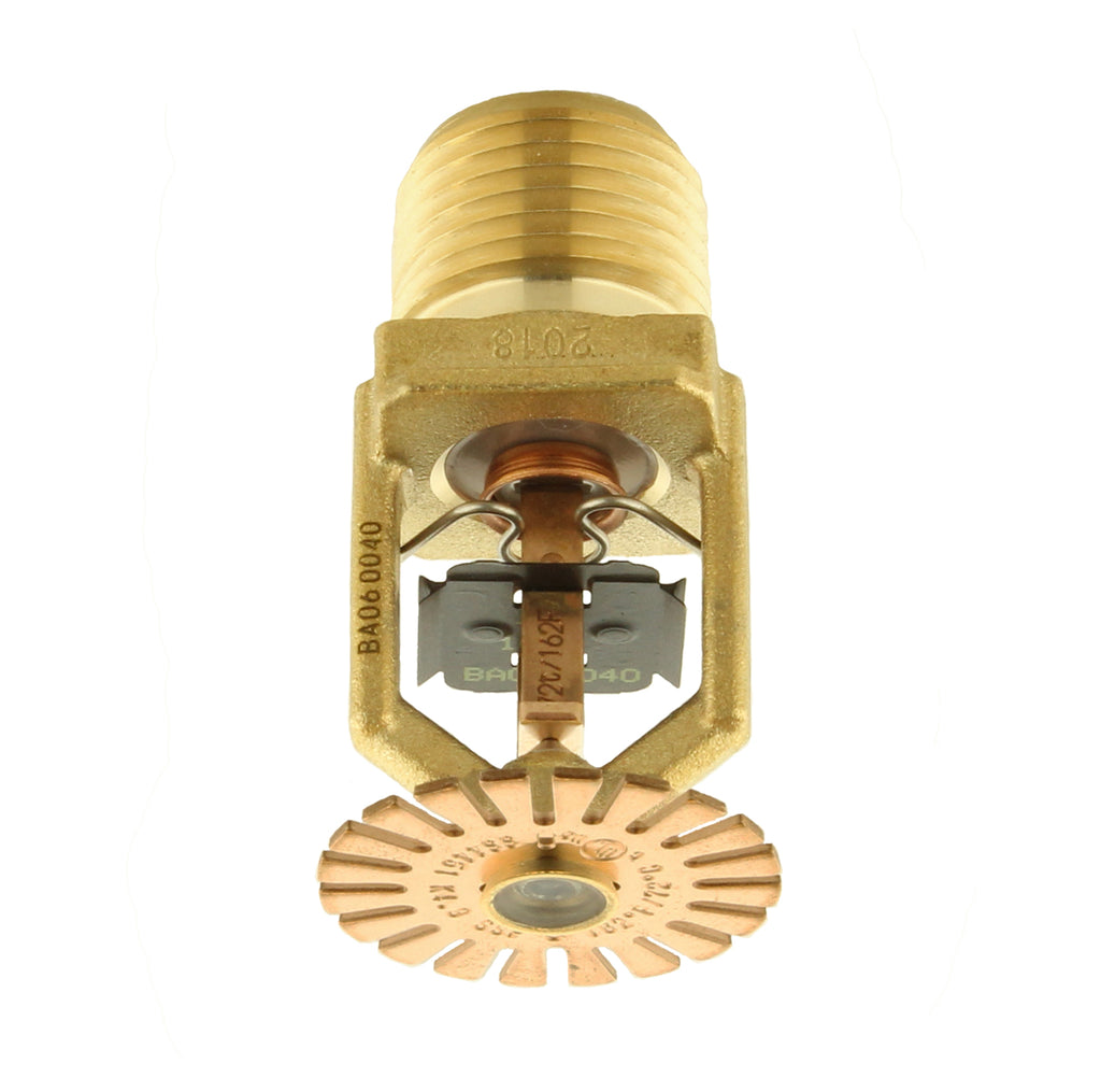 FR-RES (SS4451) Pendent Sprinkler Head Only (162°F), K=4.9, Brass
