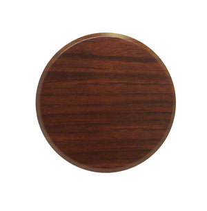"Cover Plate for CN Sprinklers, Residential/Commercial, 2-3/8"" Cherry Chestnut"