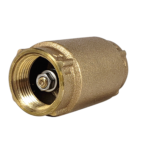 Lead Free Bronze In-Line Check Valve