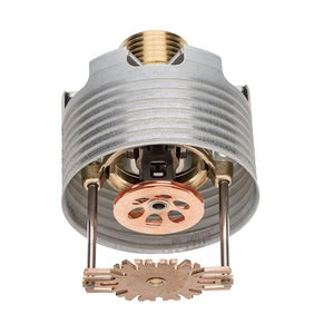 RC-RES Flat Concealed Sprinkler (SS8464), Pendent, 4.9K - Head Only