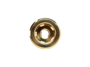 "Escutcheon for FR-RES Sprinklers, 1/2"" Adjustment, Brass"