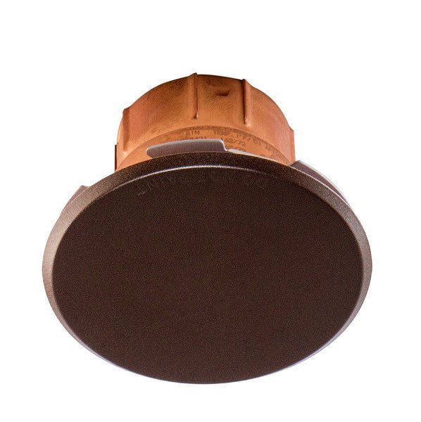"Cover Plate for CN Sprinklers, Residential/Commercial, 2-3/8"" Brown"