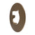 Escutcheon for HF Sprinklers, Dark Brown