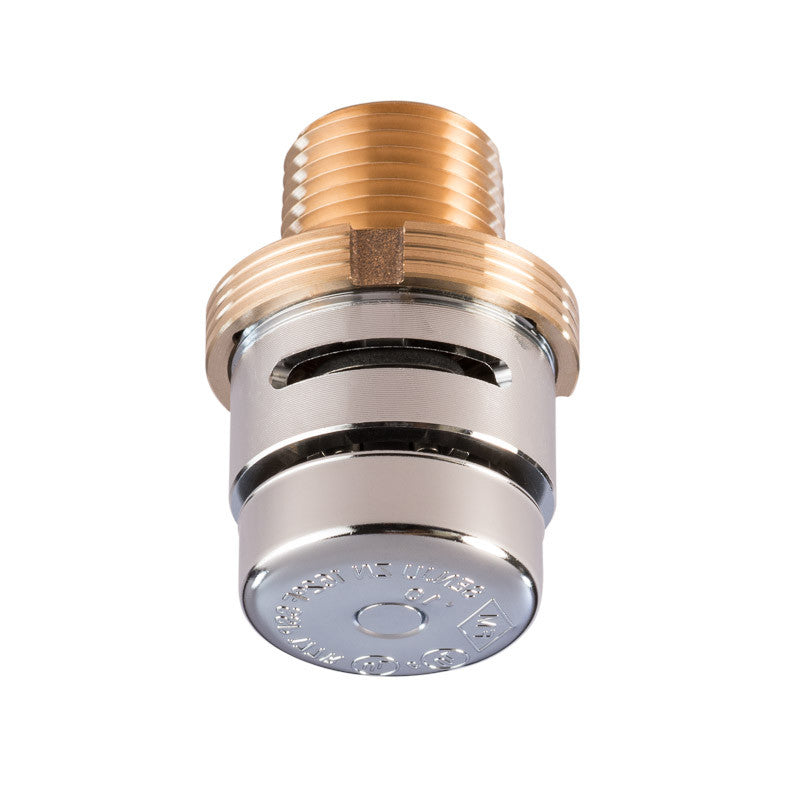 ZN- UF Flush Pendent Sprinkler (SS2531) SR, SC, 5.6K, Chrome - Head only
