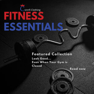 Connfi Clothing Fitness Essentials SHOTCA Introduction Blog