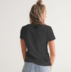 Premium Gray Womans Tee - SHOTCA
