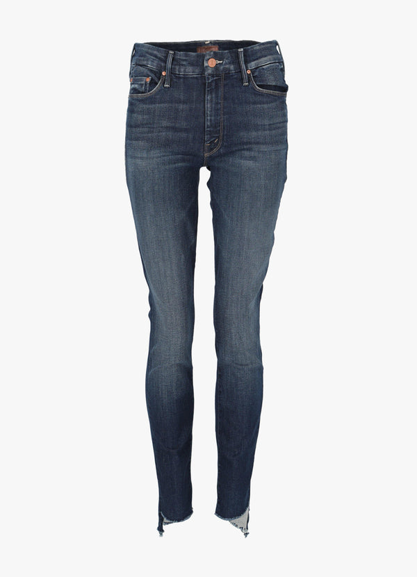 MOTHER THE LOOKER TWO STEP ANKLE FRAY Jeans 300028065