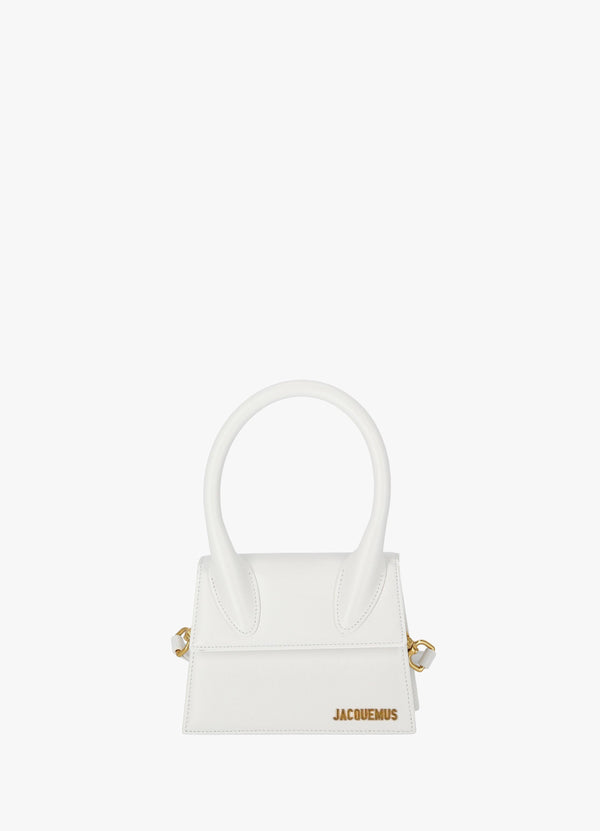 JACQUEMUS LE CHIQUITO MOYEN BAG Cross Body Bags 300021947
