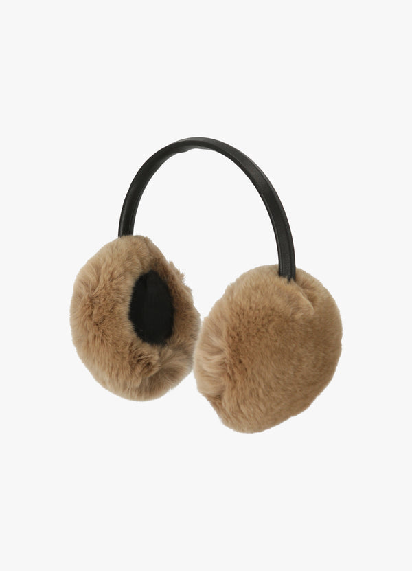 YVES SALOMON EAR MUFFS