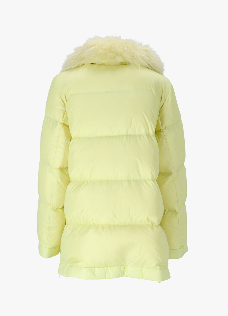 YVES SALOMON ARMY COAT