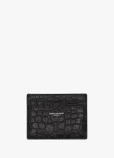 SAINT LAURENT CREDIT CARD CASE Wallets 300015621
