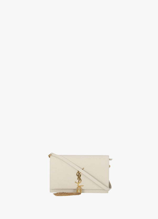 SAINT LAURENT KATE CHAIN WALLET WITH TASSEL Cross Body Bags 300031870