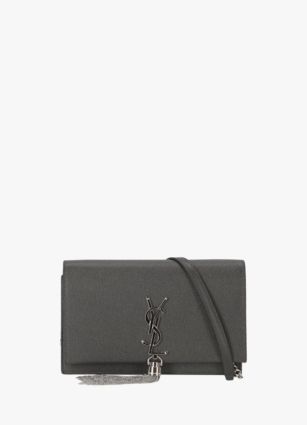 SAINT LAURENT KATE CHAIN WALLET WITH TASSEL Cross Body Bags 300027076