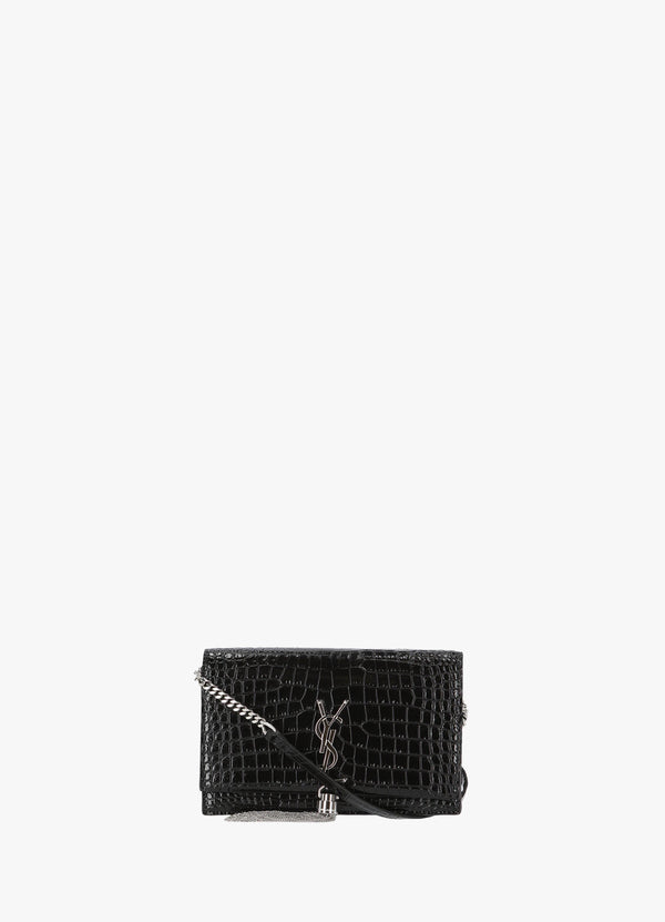 SAINT LAURENT KATE CHAIN WALLET WITH TASSEL Cross Body Bags 300031868