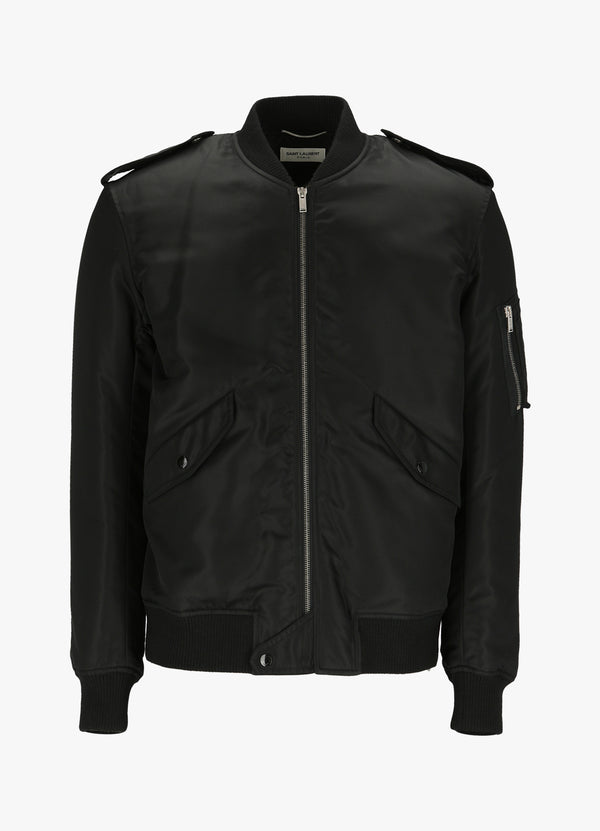 SAINT LAURENT BOMBER JACKET Jackets 300012260