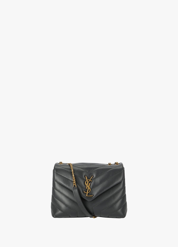 SAINT LAURENT LOULOU SMALL BAG Shoulder Bags 300025918