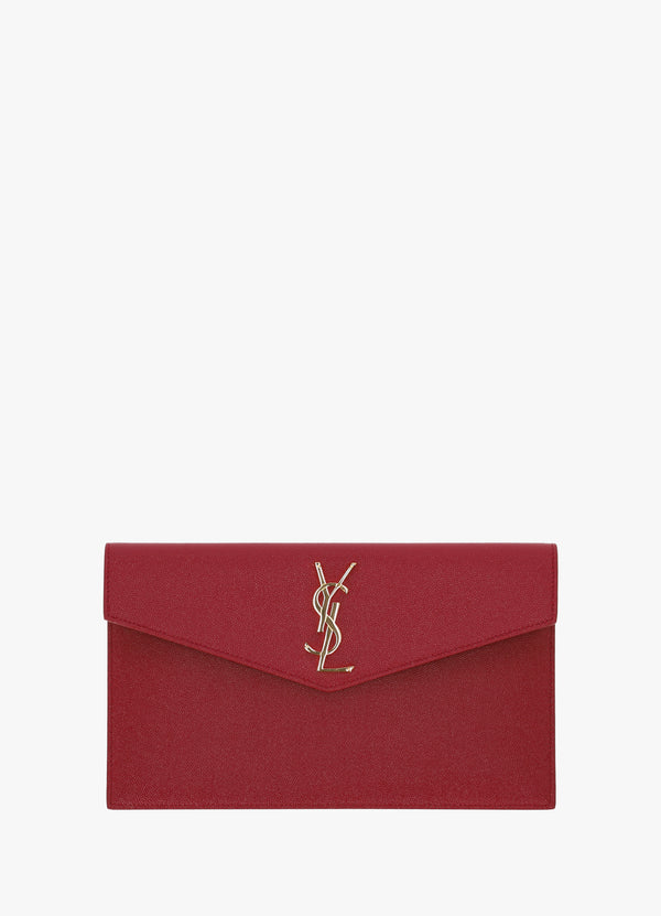 SAINT LAURENT UPTOWN POUCH BAG Clutch Bags 300020317