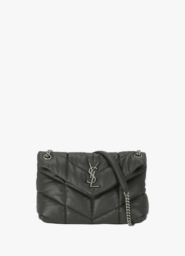 SAINT LAURENT LOULOU PUFFER SMALL BAG