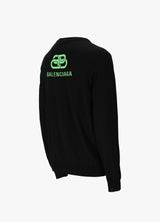 LOGO LONG SLEEVE KNIT