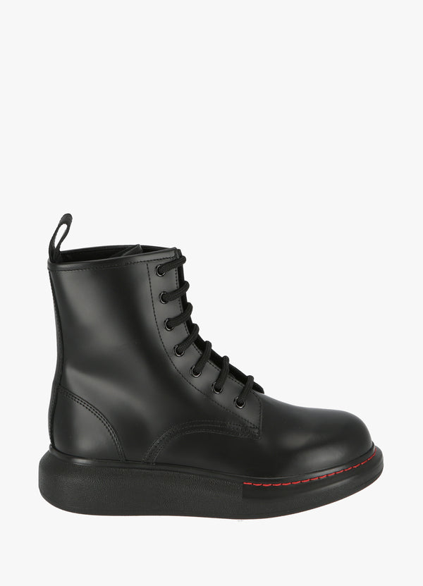 ALEXANDER MCQUEEN LACE UP BOOT Boots 300009340
