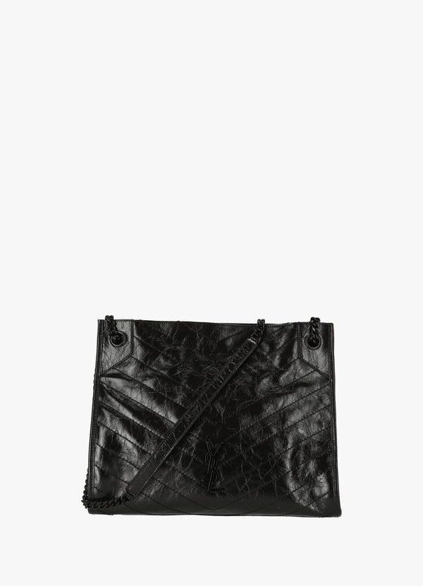 SAINT LAURENT NIKI TOTE BAG Shoulder Bags 300028413