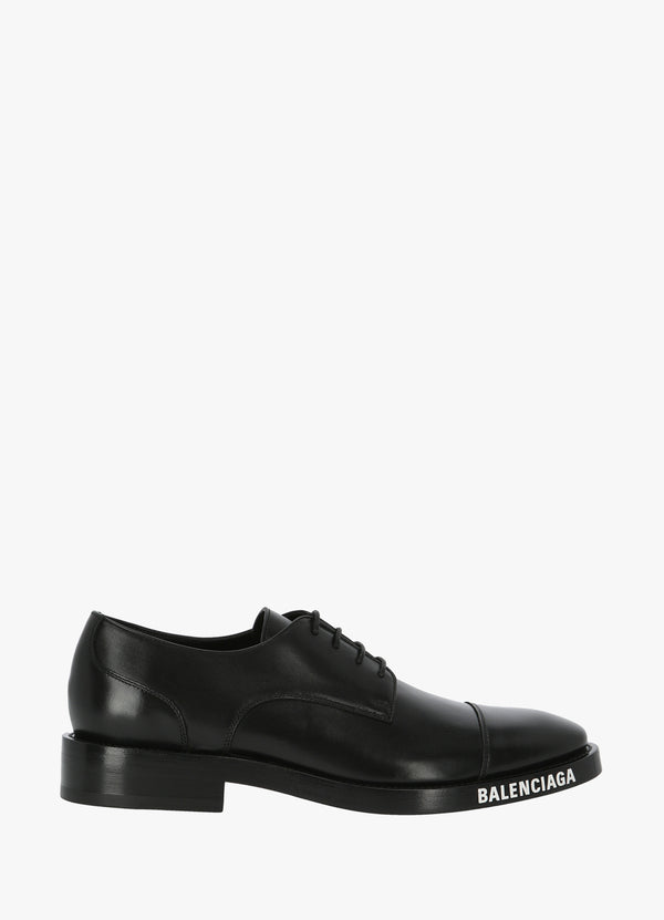 BALENCIAGA SOFT DERBY SHOES