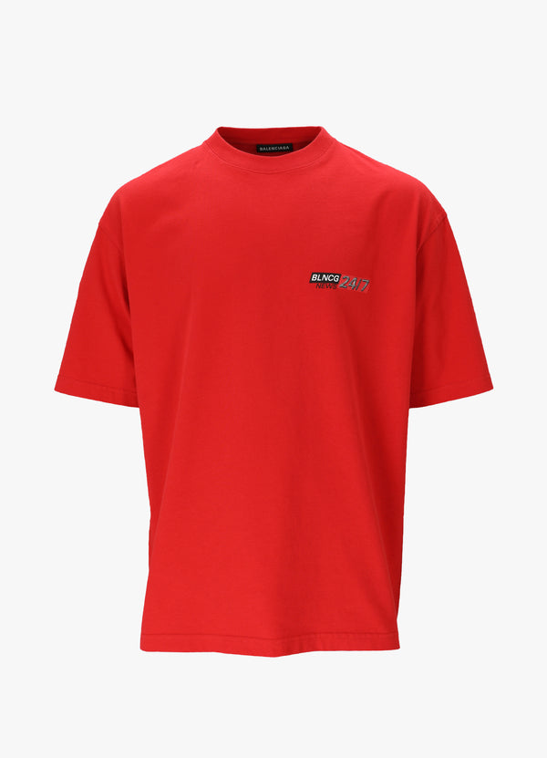 MEDIUM FIT T - SHIRT