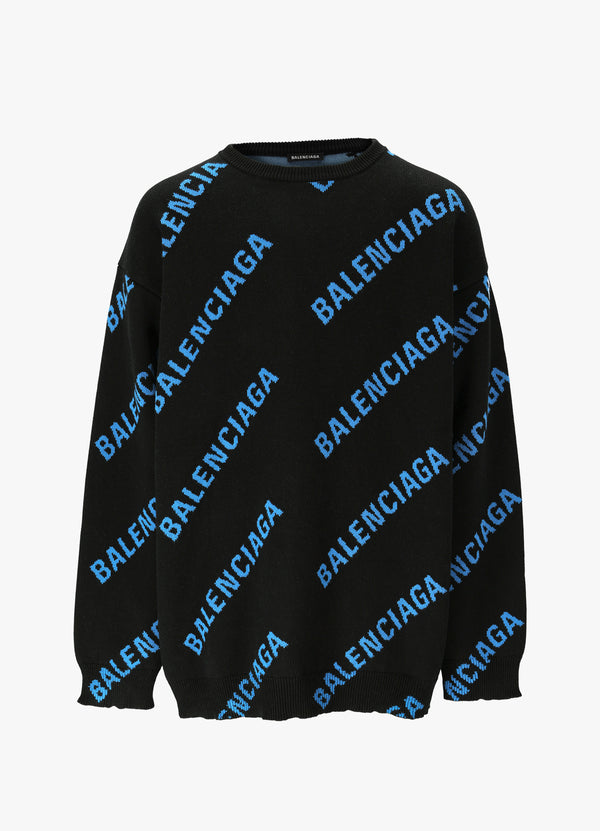 BALENCIAGA SWEATER Knitwear 300011583