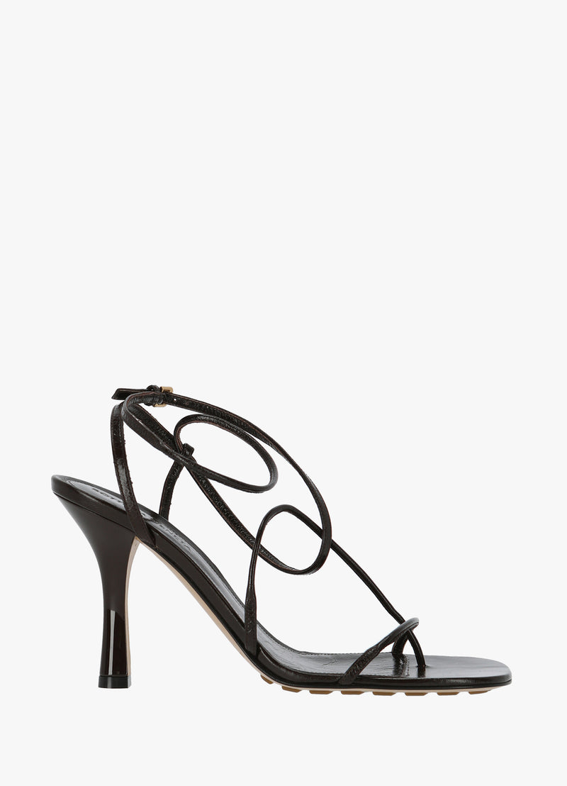 BOTTEGA VENETA BARELY THERE SANDALS High Heels 300018145