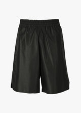 BOTTEGA VENETA LEATHER SHORTS Shorts 300013308