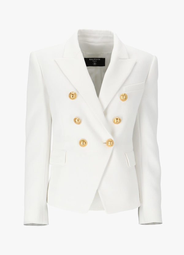 BALMAIN 6 BUTTON JACKET Jackets 300030881