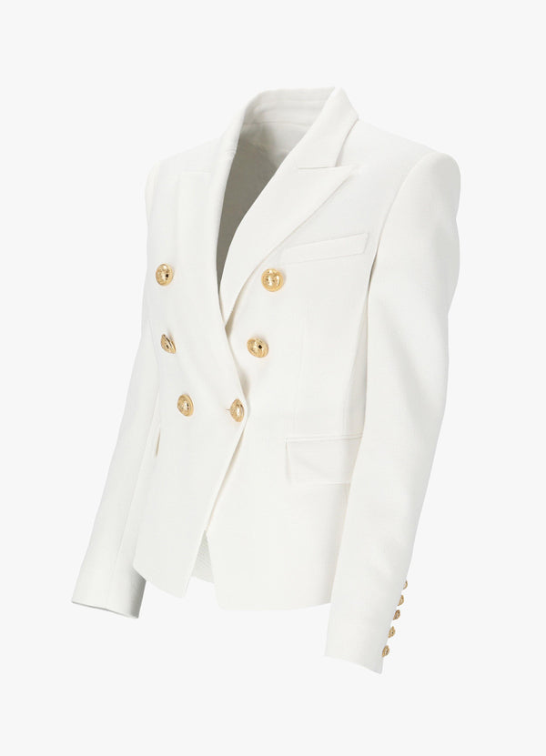 Balmain 6 Button Jacket 7110C208