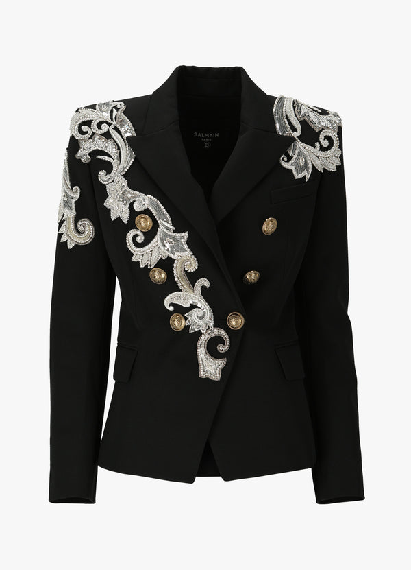 BALMAIN EMBROIDERED JACKET