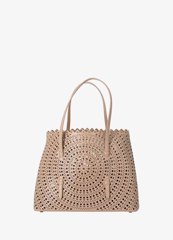 ALAIA MINA MEDIUM BAG Top Handle Bags 300023367