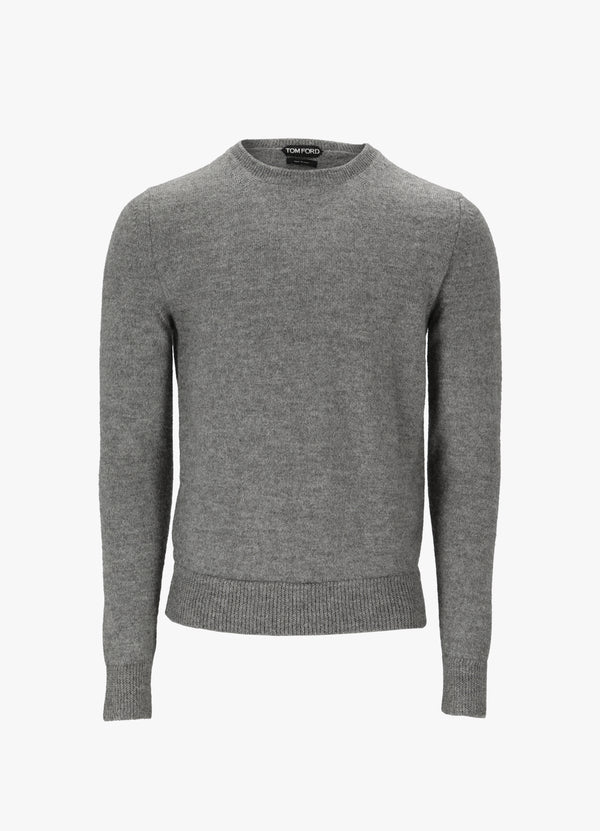 TOM FORD CREWNECK PULLOVER Knitwear 300019323