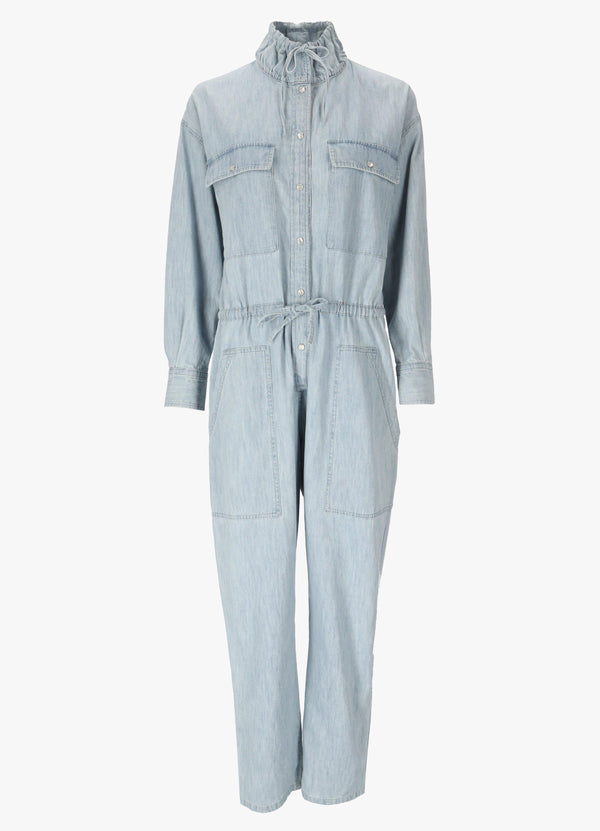 ISABEL MARANT ÉTOILE MARVIN OVERALL Jumpsuits 300032392