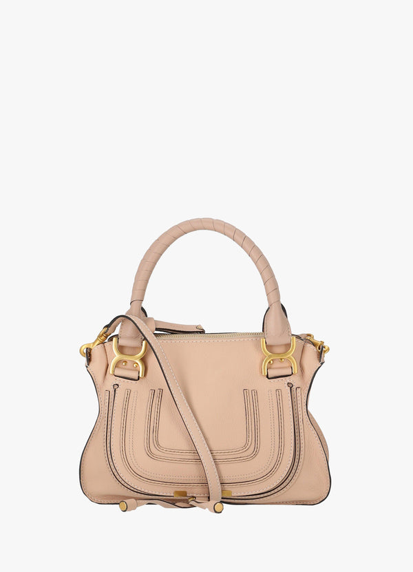 CHLOÉ SMALL MARCIE HANDBAG Shoulder Bags 300023945