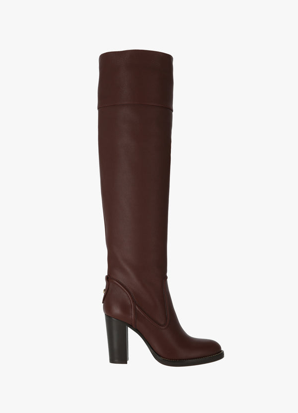 CHLOÉ OVER THE KNEE BOOTS