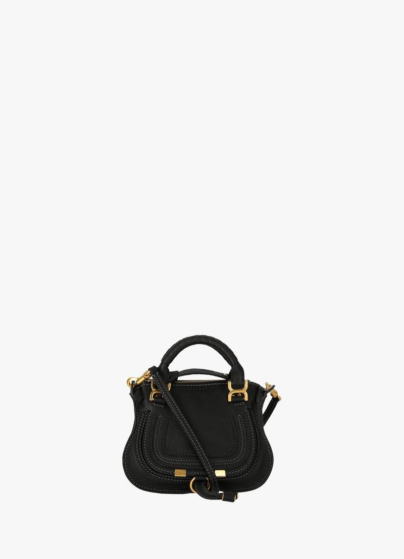 CHLOÉ MINI MARCIE HANDBAG Top Handle Bags 300002283