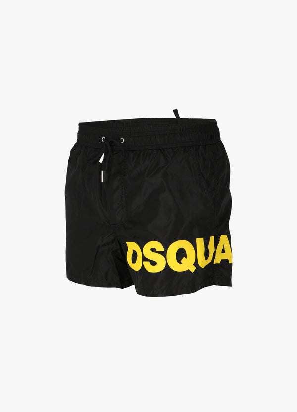 DSQUARED2 LOGO SWIM SHORTS D7B613000