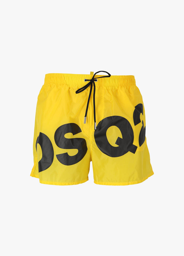 DSQUARED2 MIDI SWIM SHORTS Beachwear 300024555