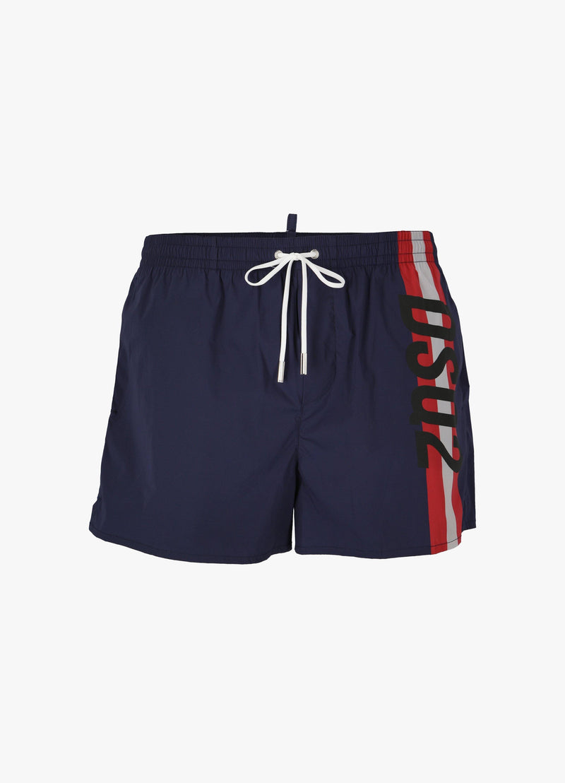 DSQUARED2 DSQ2 LOGO SWIM SHORTS D7B643120