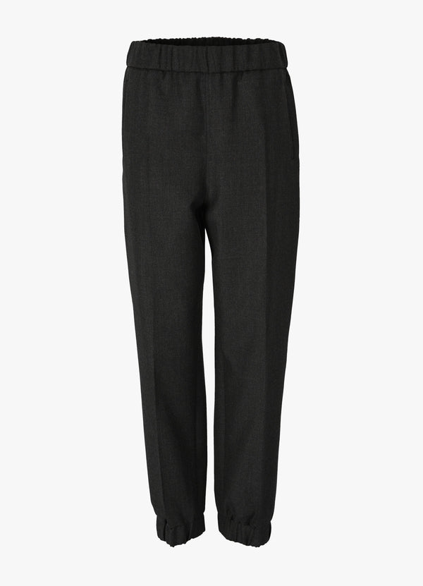 GANNI WOOL SUITING PANTS Pants 300025862