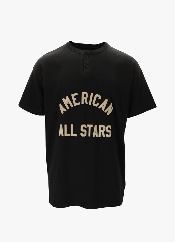ALL STAR HENLEY TEE