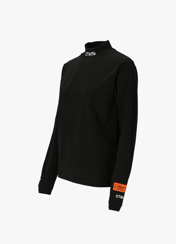 HERON PRESTON TURTLENECK CTNMB T - SHIRT