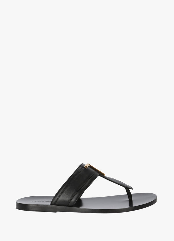 TOM FORD INFORMAL SANDALS Flats 300035025