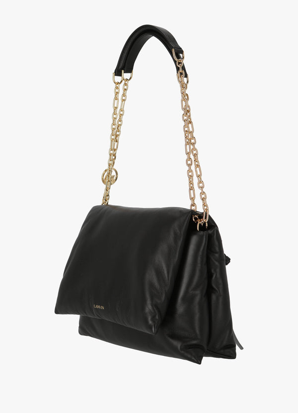 Lanvin Sugar Medium Shoulder Bag LW-BGXR00 NAPA