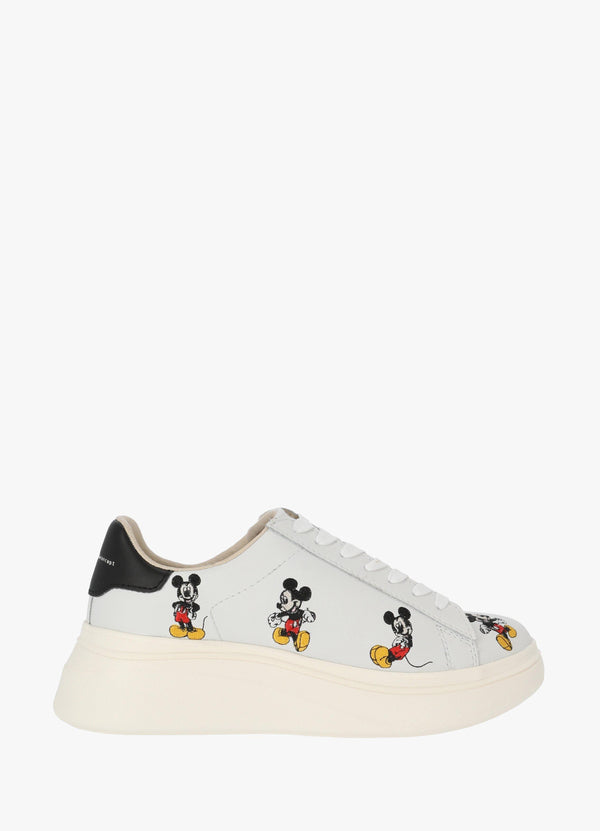 MICKY MOUSE DOUBLE SNEAKER