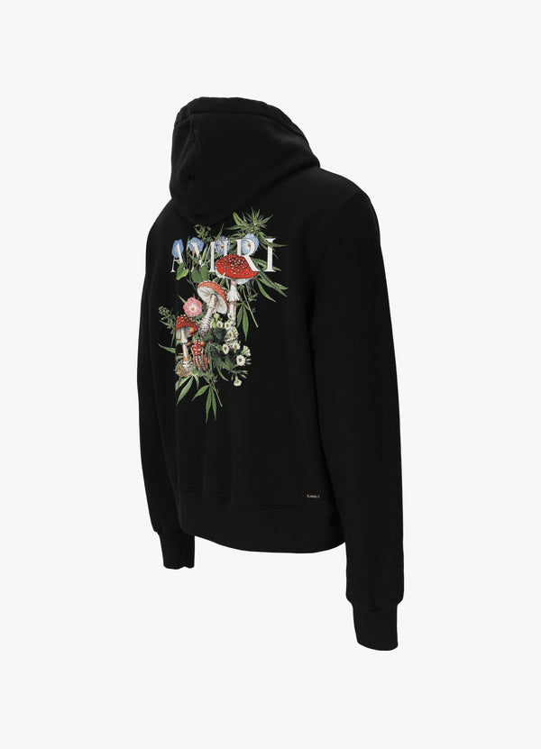 PSYCHEDELIC FITTED HOODIE